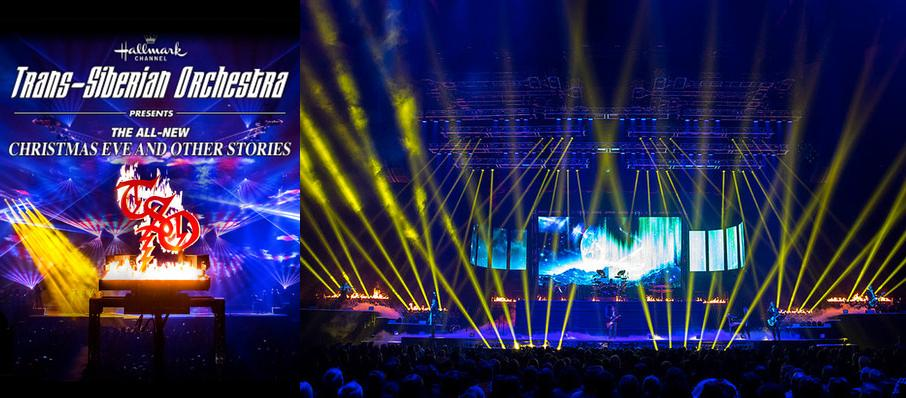 Trans-Siberian Orchestra at Moda Center