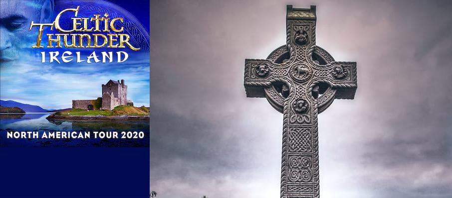Celtic Thunder at Arlene Schnitzer Concert Hall