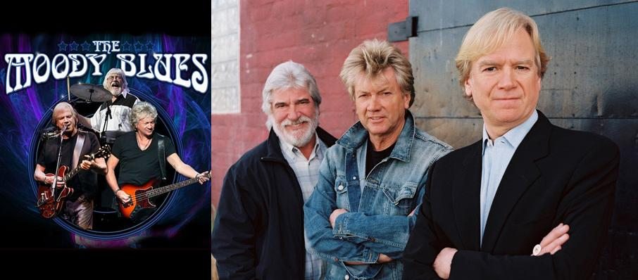 Moody Blues at McMenamins Historic Edgefield Manor