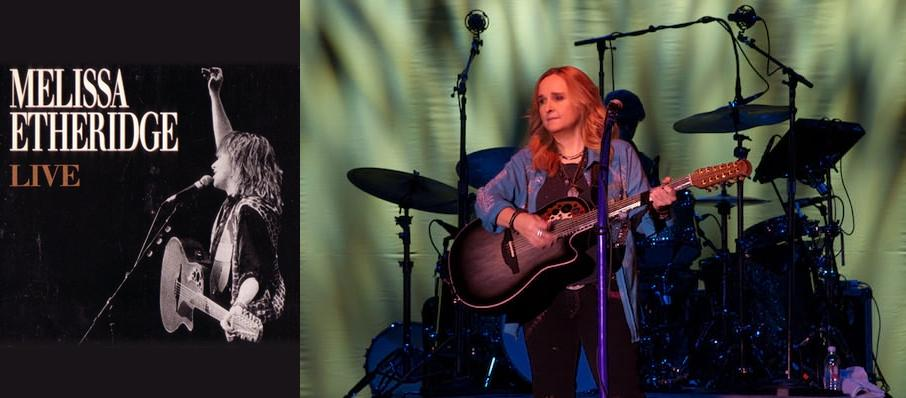 Melissa Etheridge at Oregon Zoo Summer Concerts