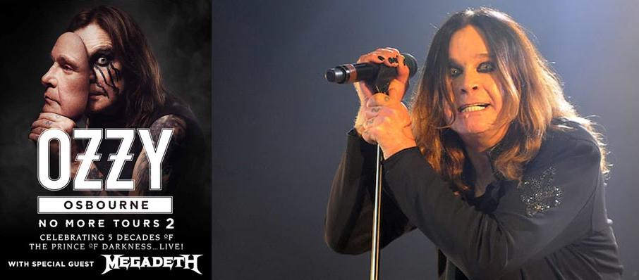 Ozzy Osbourne at Moda Center