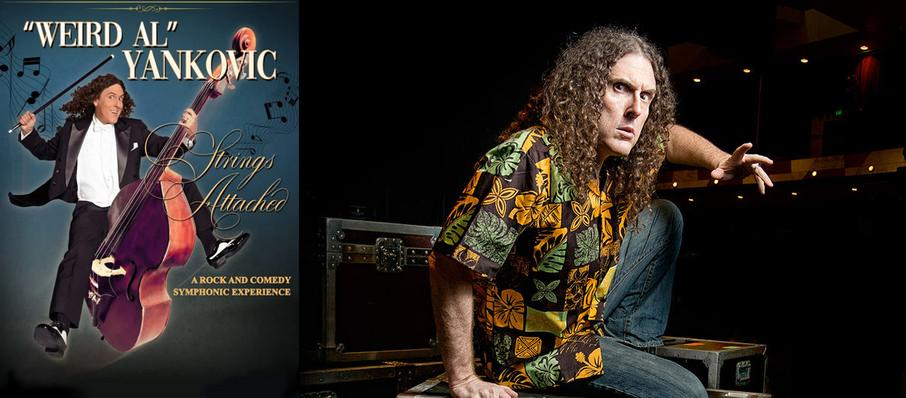 Weird Al Yankovic at McMenamins Historic Edgefield Manor