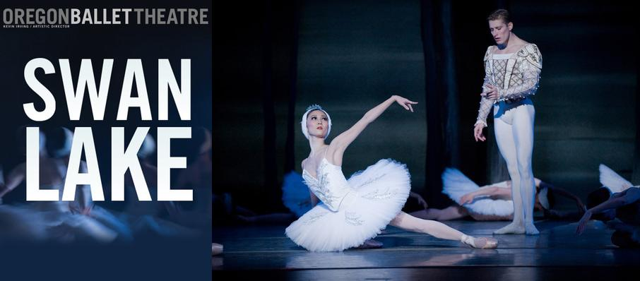 Oregon Ballet Theatre: Swan Lake at Keller Auditorium