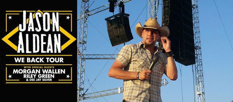 Jason Aldean at Sunlight Supply Amphitheater