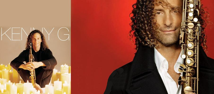 Kenny G. Holiday Show at Arlene Schnitzer Concert Hall