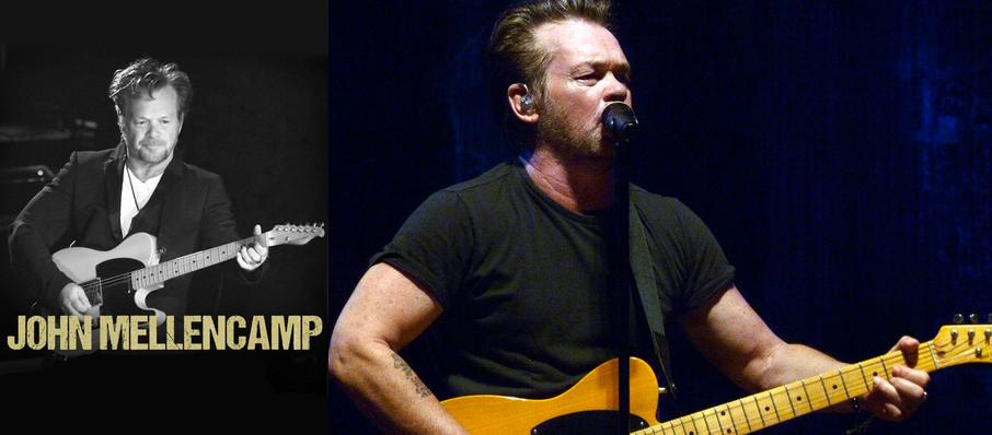John Mellencamp at Keller Auditorium