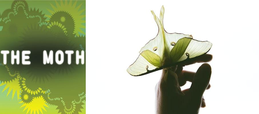 The Moth at Arlene Schnitzer Concert Hall