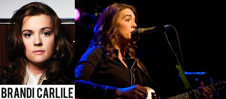 Brandi Carlile at McMenamins Historic Edgefield Manor