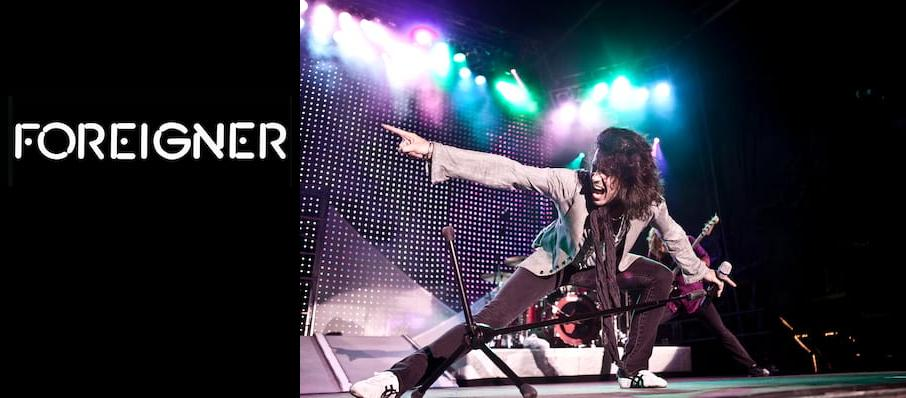Foreigner at Sunlight Supply Amphitheater