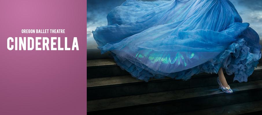 Oregon Ballet Theatre - Cinderella at Keller Auditorium