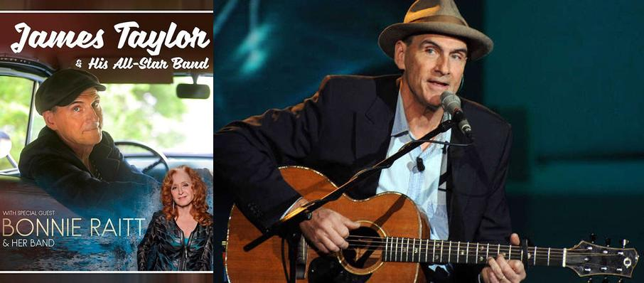 James Taylor & Bonnie Raitt at Moda Center