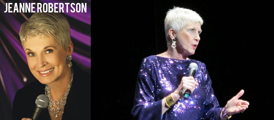 Jeanne Robertson at Newmark Theatre