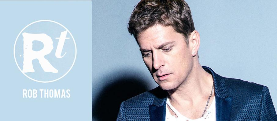 Rob Thomas at Theater of the Clouds