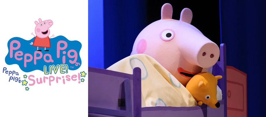 Peppa Pig's Big Splash at Arlene Schnitzer Concert Hall