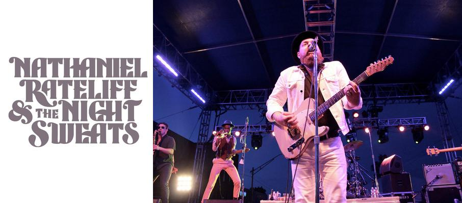 Nathaniel Rateliff and The Night Sweats at McMenamins Historic Edgefield Manor