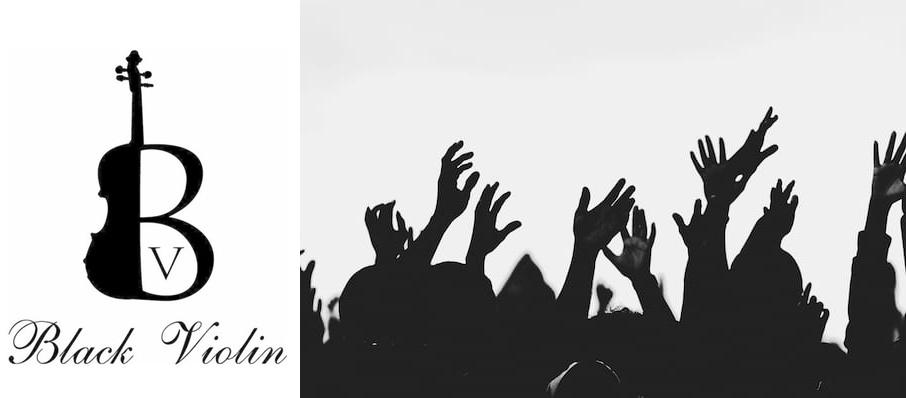 Black Violin at Arlene Schnitzer Concert Hall