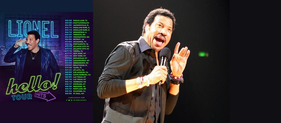 Lionel Richie at Theater of the Clouds