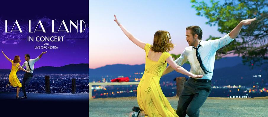 La La Land in Concert at Arlene Schnitzer Concert Hall