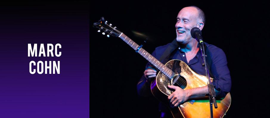Marc Cohn at Aladdin Theatre