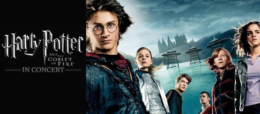 Harry Potter and the Goblet of Fire in Concert at Arlene Schnitzer Concert Hall
