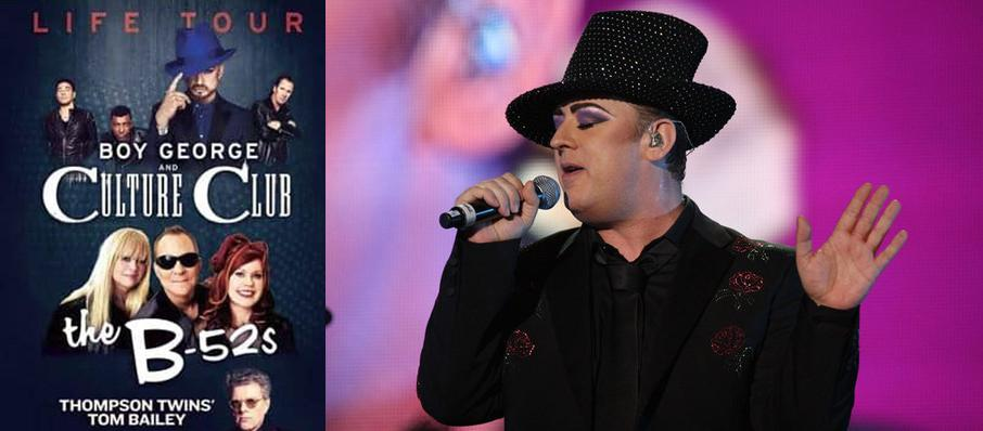 Boy George and Culture Club at Moda Center