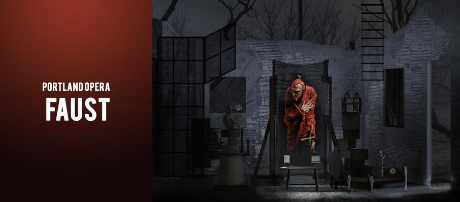 Portland Opera - Faust at Keller Auditorium