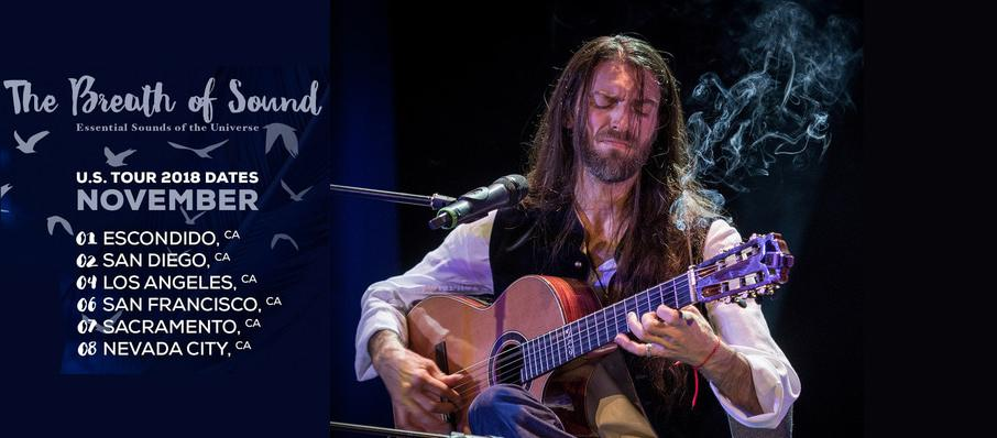 Estas Tonne at Aladdin Theatre
