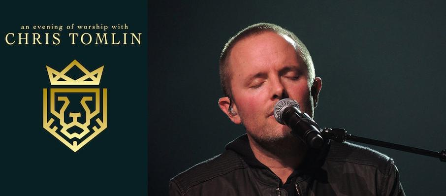 Chris Tomlin at Portland Memorial Coliseum