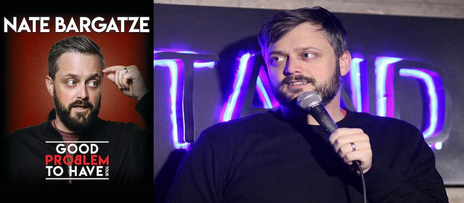 Nate Bargatze at Revolution Hall