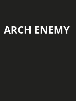 Arch Enemy at Roseland Theater