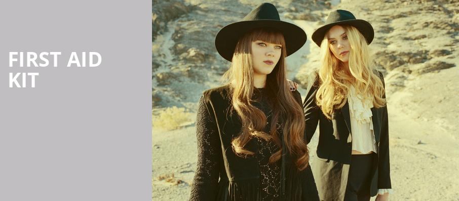 First Aid Kit, Roseland Theater, Portland
