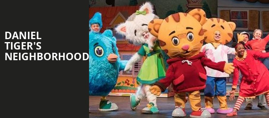 Daniel Tigers Neighborhood, Arlene Schnitzer Concert Hall, Portland