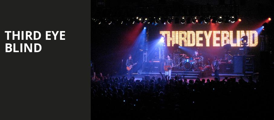 Third Eye Blind, Moda Center, Portland