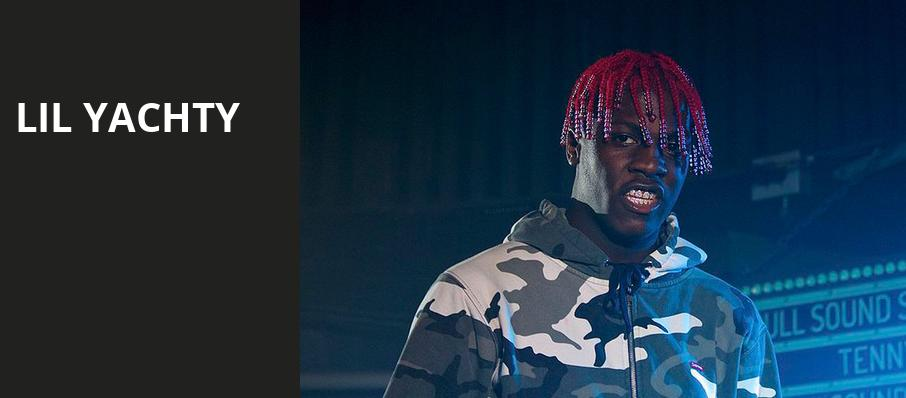 Lil Yachty, Roseland Theater, Portland