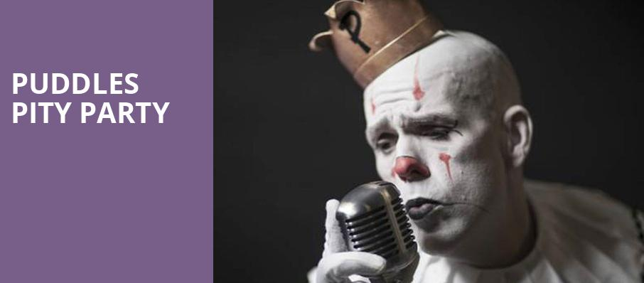 Puddles Pity Party, Newmark Theatre, Portland