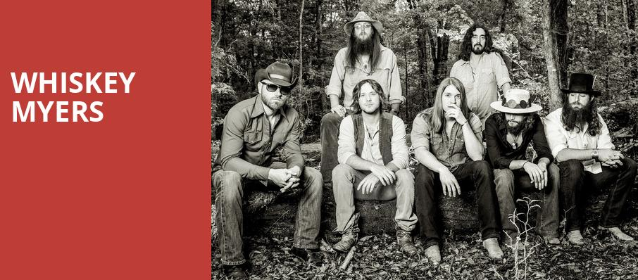 Whiskey Myers, Roseland Theater, Portland