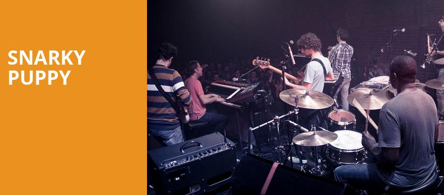 Snarky Puppy, Roseland Theater, Portland