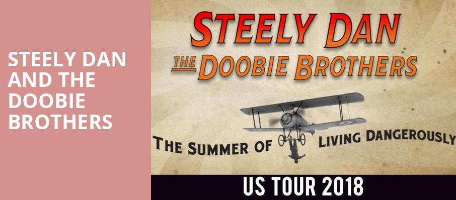 Steely Dan and The Doobie Brothers, Moda Center, Portland