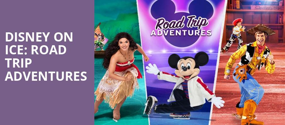 Disney On Ice Road Trip Adventures, Moda Center, Portland