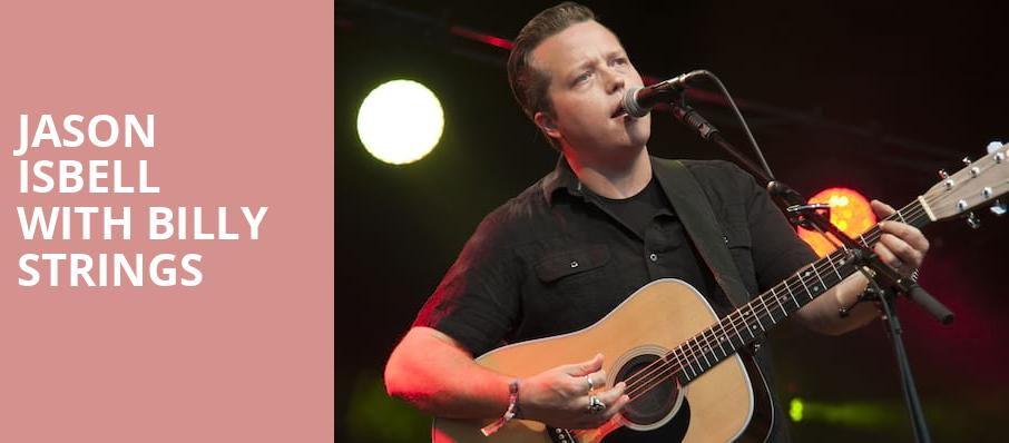 Jason Isbell with Billy Strings, Moda Center, Portland