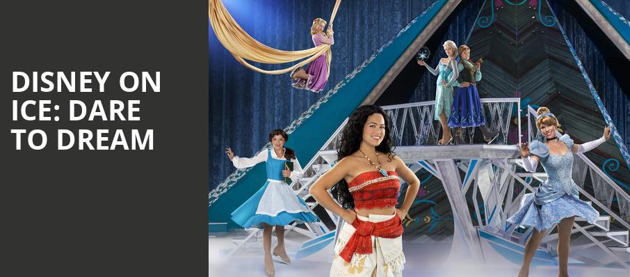 Disney On Ice Dare To Dream, Moda Center, Portland