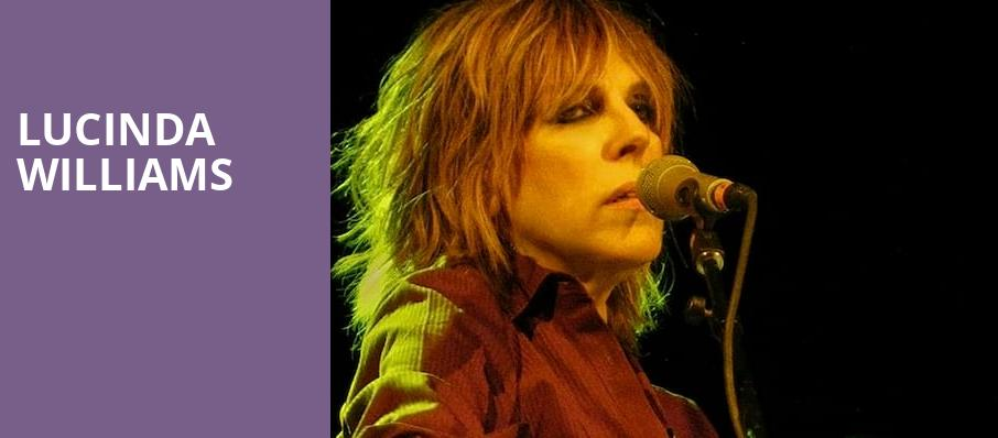 Lucinda Williams, Oregon Zoo Summer Concerts, Portland