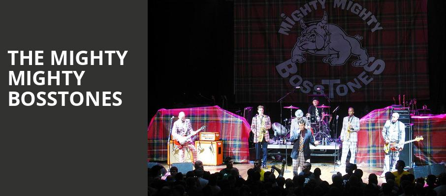 The Mighty Mighty Bosstones, Hawthorne Theatre, Portland