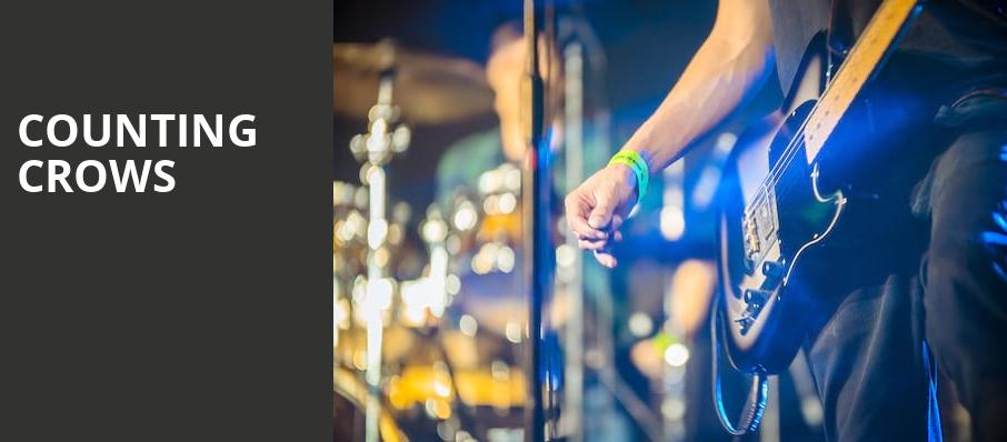 Counting Crows, Sunlight Supply Amphitheater, Portland