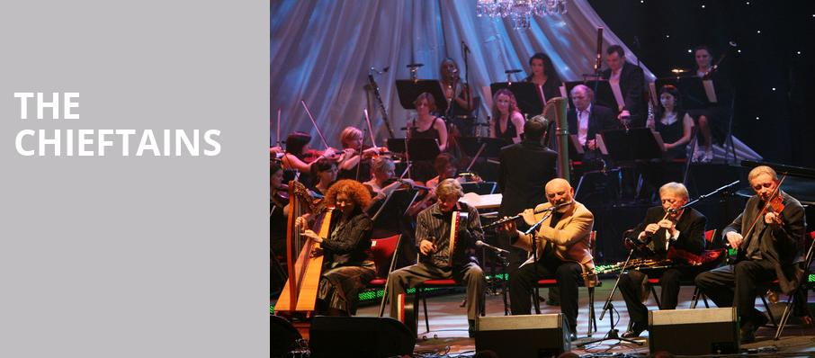 The Chieftains, Newmark Theatre, Portland