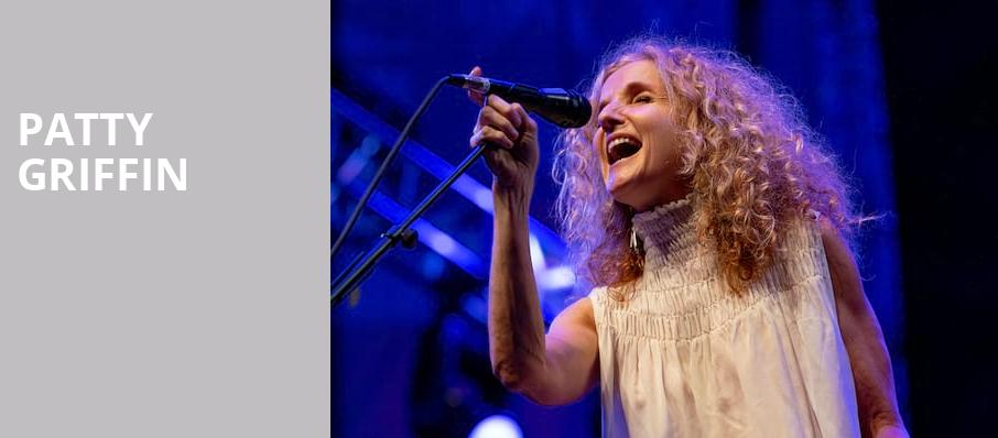 Patty Griffin, Revolution Hall, Portland
