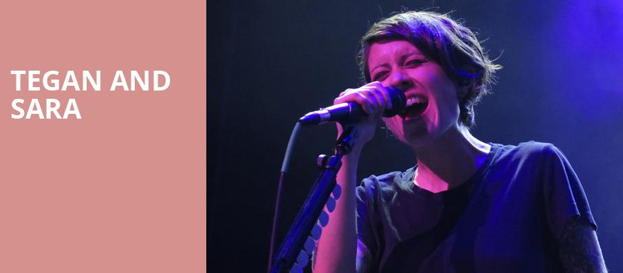 Tegan and Sara, Oregon Zoo Amphitheatre, Portland