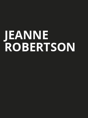 Jeanne Robertson Poster