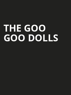 The Goo Goo Dolls, McMenamins Historic Edgefield Manor, Portland