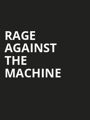Rage Against The Machine, Moda Center, Portland